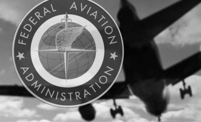 Logo Federal Aviation Administration FAA