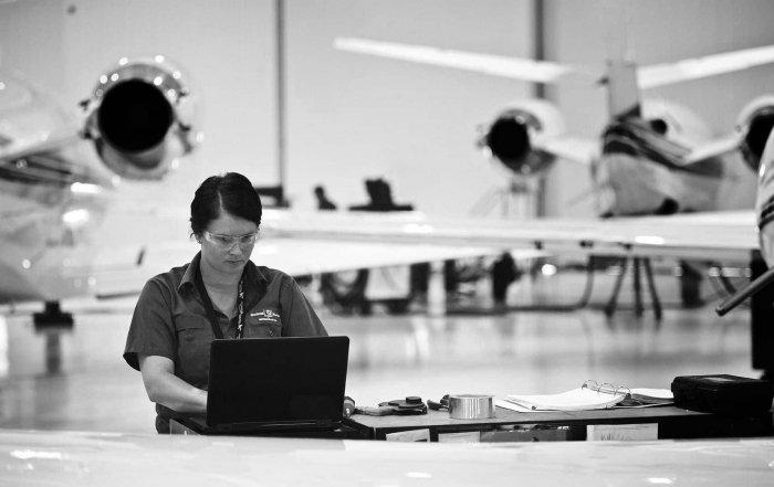 ISBAO Business Jet Maintenance