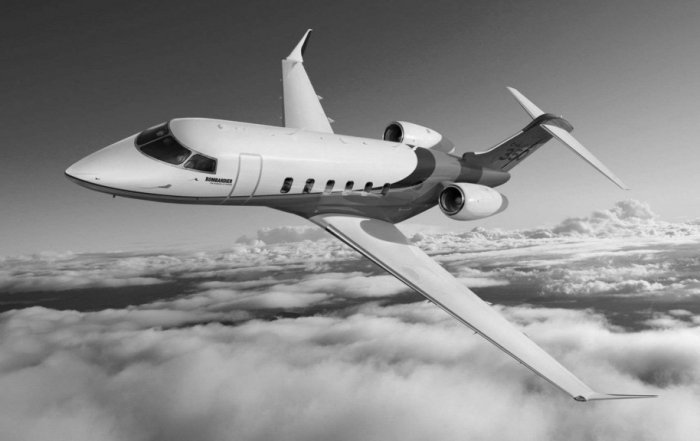 Bombardier Challenger 350 Ordered by Flexjet